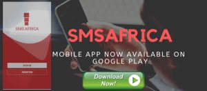 SMS Africa Launches A New Mobile App